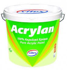 Vitex Acrylan W 9,8L